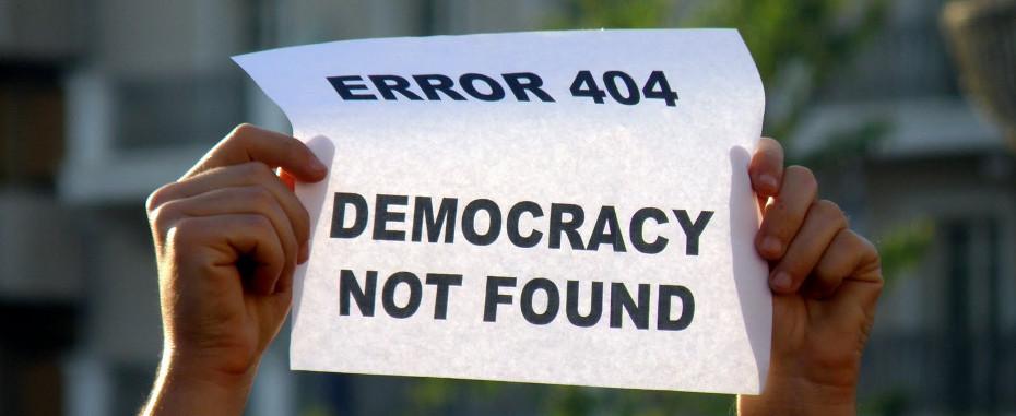 Le 3 pesti all'assalto della democrazia