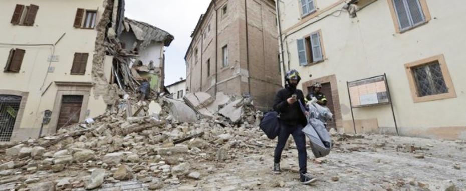 Rovine e fantasmi: lo Stato si è fermato a Camerino