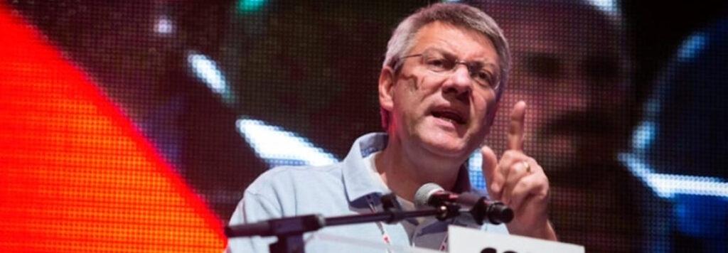"""Landini, segretario Cgil da 6 mesi: """"Le battaglie devono essere collettive"""""""