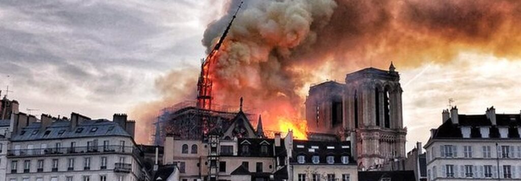 Notre-Dame, nella cattedrale non ci sono Leonardo o Caravaggio. Ma qualcosa di più importante