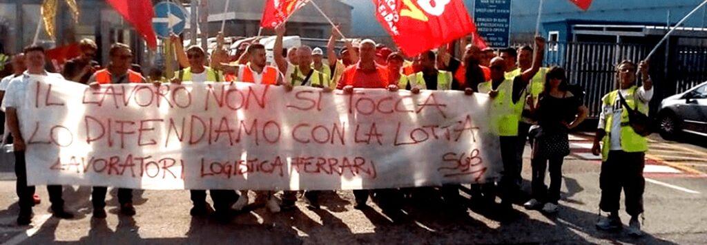 Ravenna, Logistica Ferrari: restituita dignità ai lavoratori