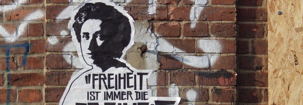 """Rosa Luxemburg e la """"grandiosa guerra"""" tra oppressi e oppressori"""