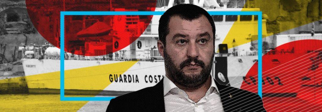 Salvini è un pericolo per la nostra Costituzione