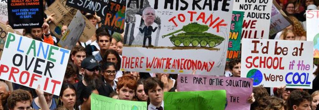 L'appello degli insegnanti italiani a sostegno dei Fridays for Future