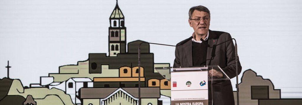 Matera 2019: Landini mette finalmente i piedi nel piatto di Europa, Sud, cultura e lavoro