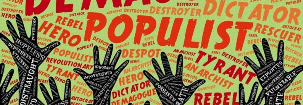 Non è populismo, si chiama altra politica (una terza via tra establishment e demagoghi)