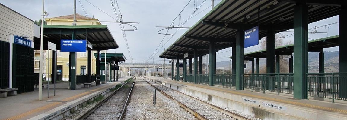 Matera 2019: si ricomincia, sempre con ritardo purtroppo, a riparlare delle ferrovie