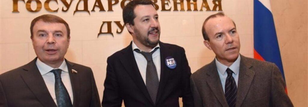 """Libri contro il fascismo: la galassia nera dei """"demoni"""" di Salvini"""