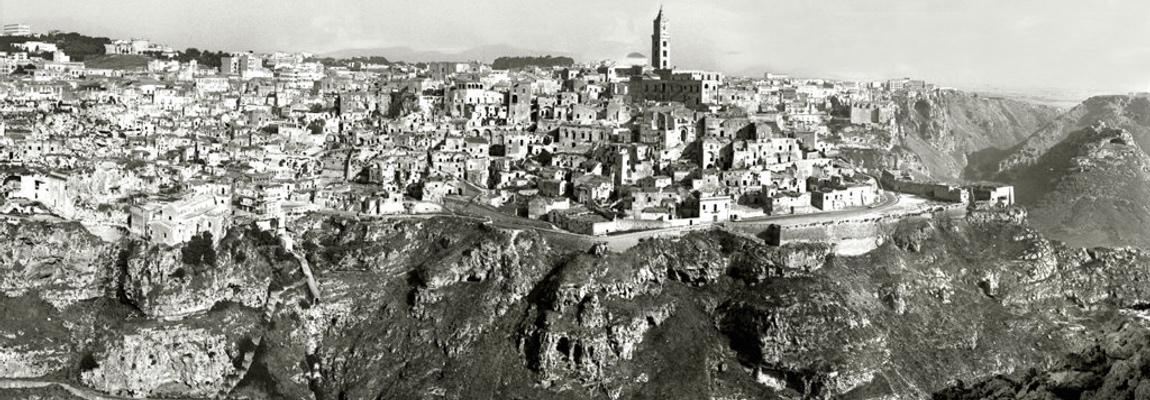 """Matera 2019: i sassi non sono """"grotte"""", ma un centro storico frutto di sapiente urbanistica"""