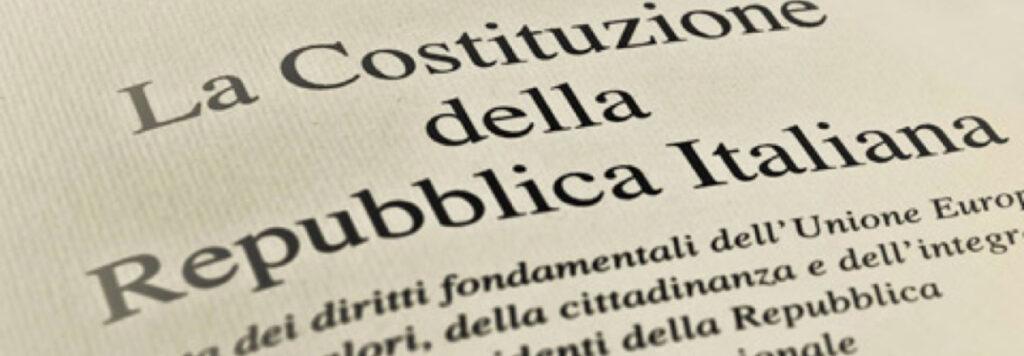 Lavoro, salute, cultura: la Costituzione come progetto