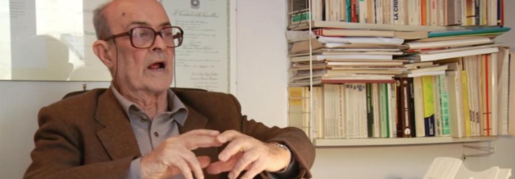 Campos Venuti: biografia di un urbanista che ha anticipato il futuro