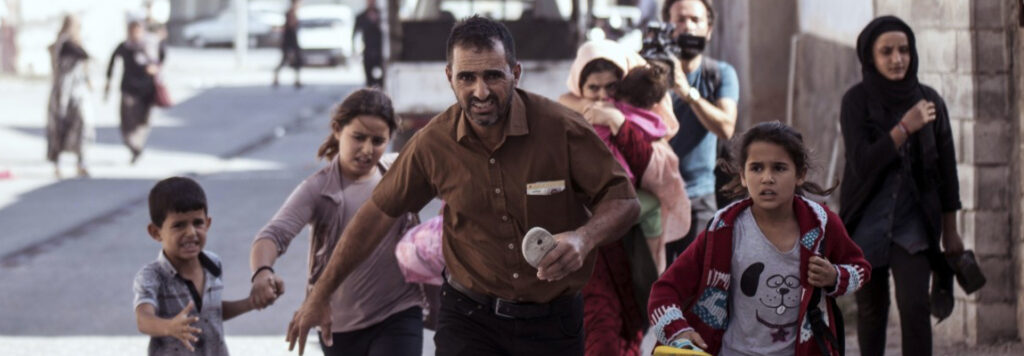 Clima e migranti, dal Rojava una svolta