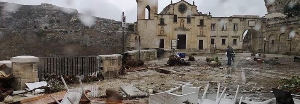 Matera 2019: se la città dei sassi si interroga sui terremoti (e magari su di sé)