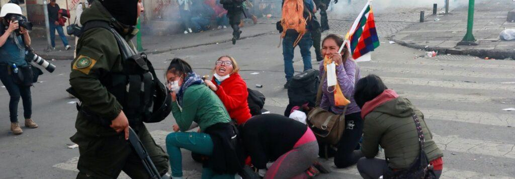 La tragica deriva della Bolivia