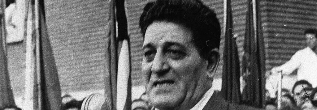 """""""Il lavoratore non è una macchina acquistata dal padrone"""": così Giuseppe Di Vittorio propose lo Statuto"""