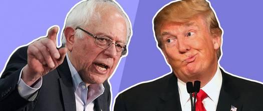 Perché Sanders è il miglior candidato per battere Trump