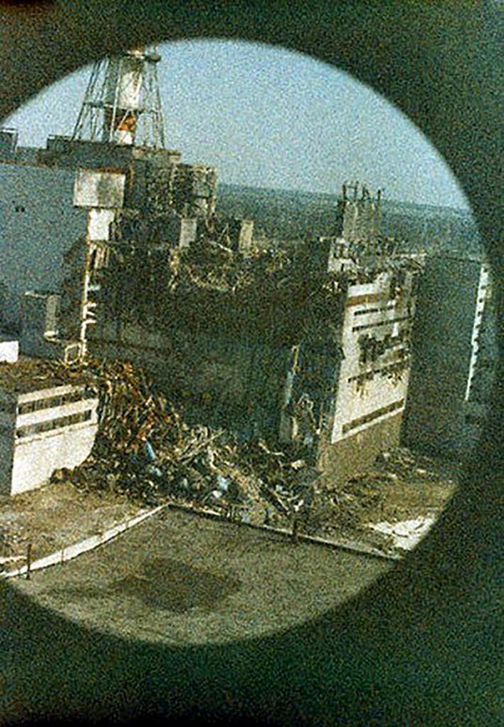 26/4: Chernobyl, le pellicole difettose