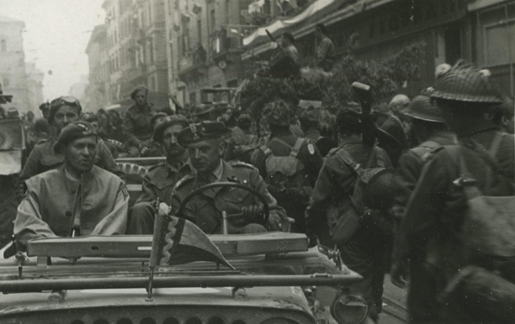 Da Montecassino a Bologna, la lunga strada dell'armata Polacca