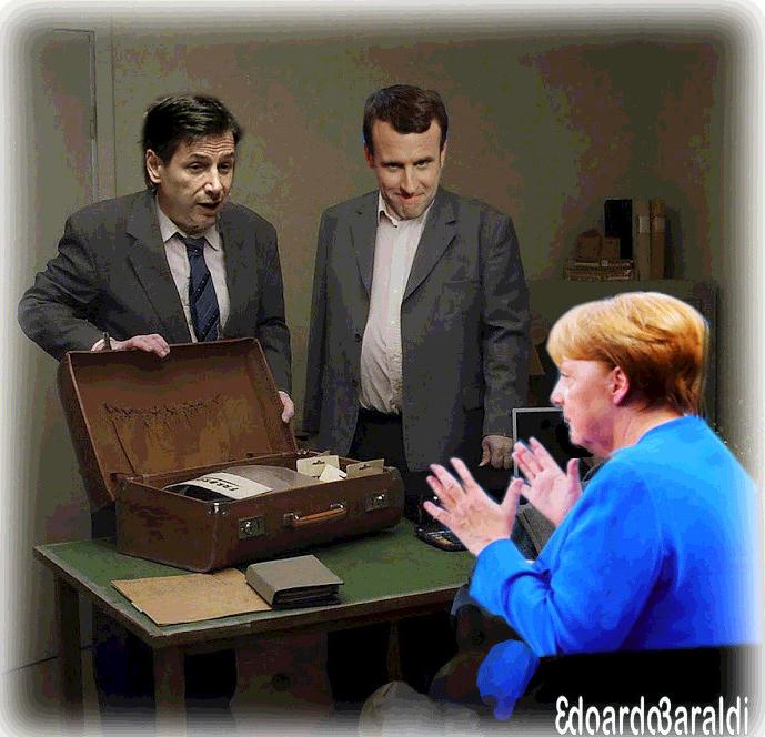 Il fondo europeo contro la disoccupazione? un bluff per far accettare il Mes