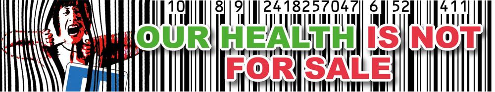 La salute non è in vendita