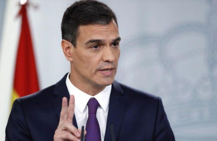 La lettera aperta di Sánchez all'Europa