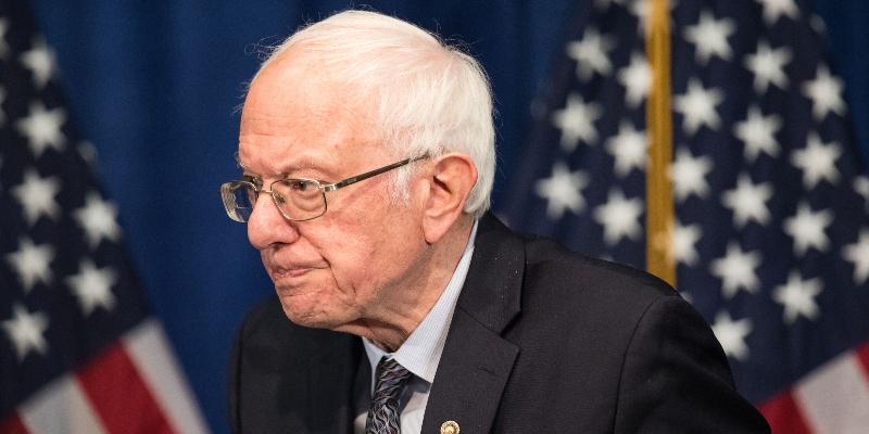 Se Biden si ritira, torna in campo Sanders