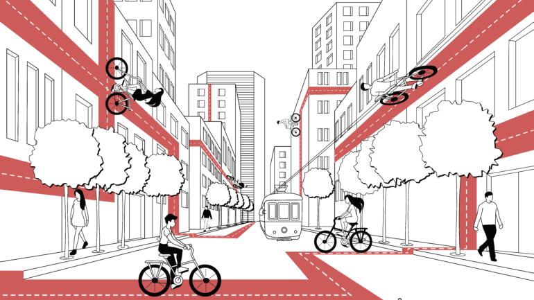 La trasformazione della mobilità urbana nell'emergenza. Pensando al dopo