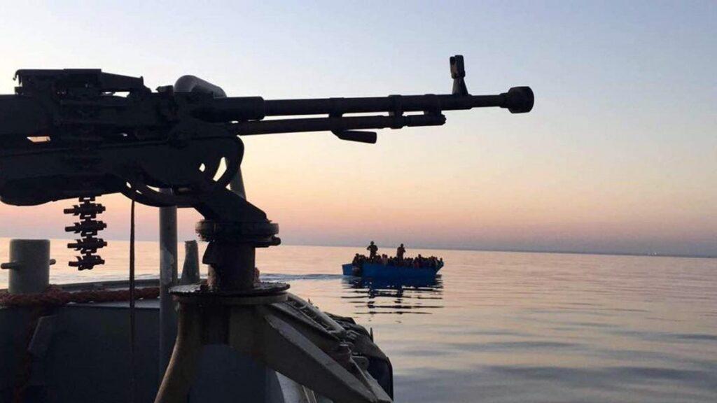 «Contro i crimini della guardia costiera libica»