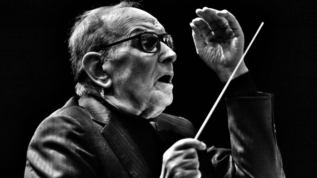Ennio Morricone, in memoriam