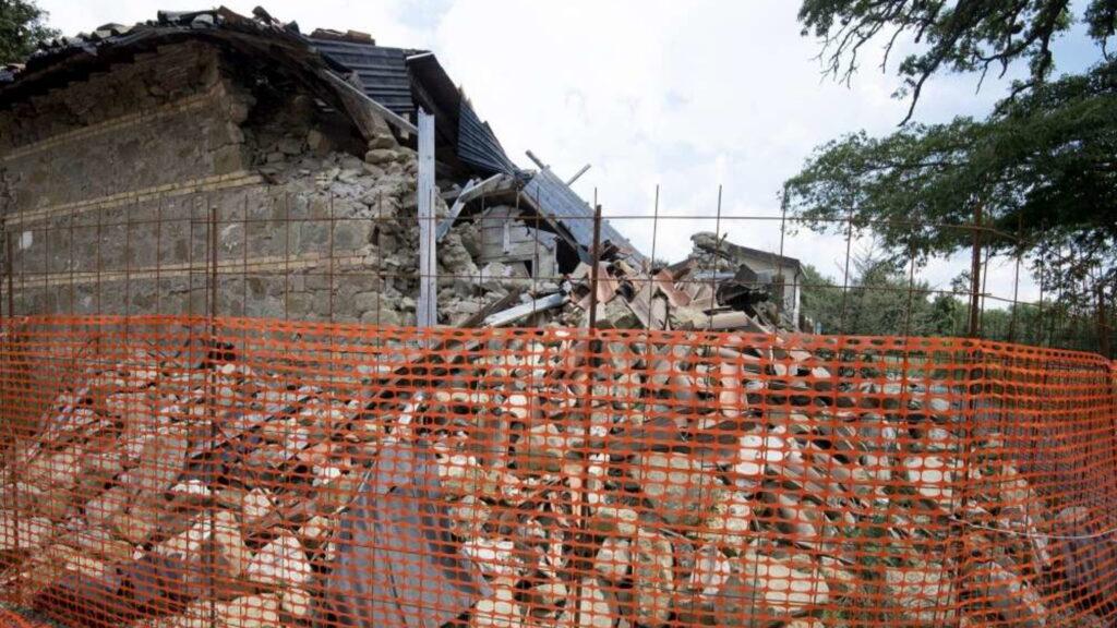 Ritorno nel cratere del terremoto del Centro Italia