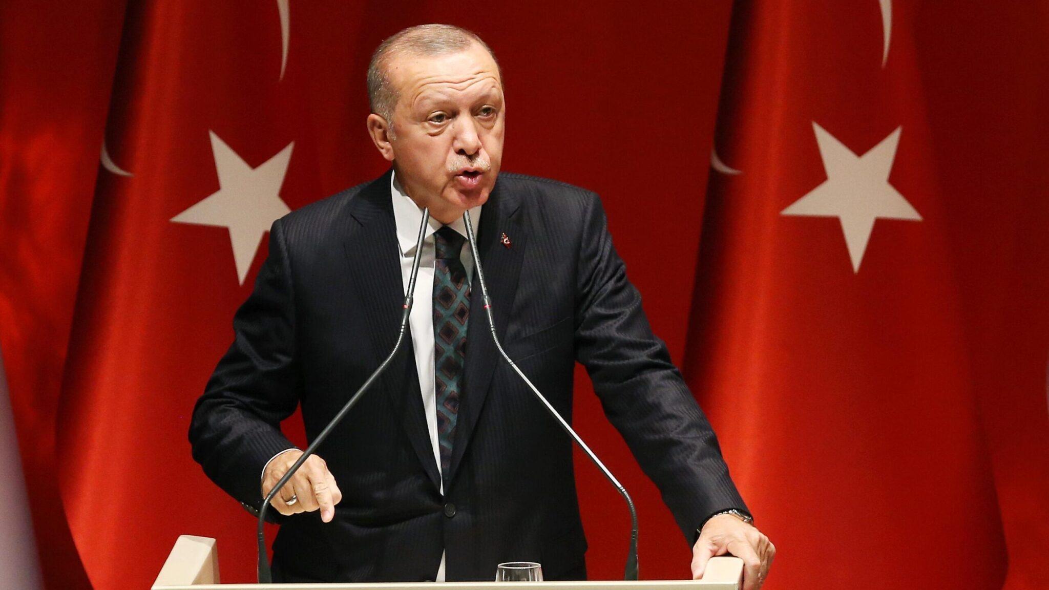 Erdoğan usa la religione per non perdere il potere