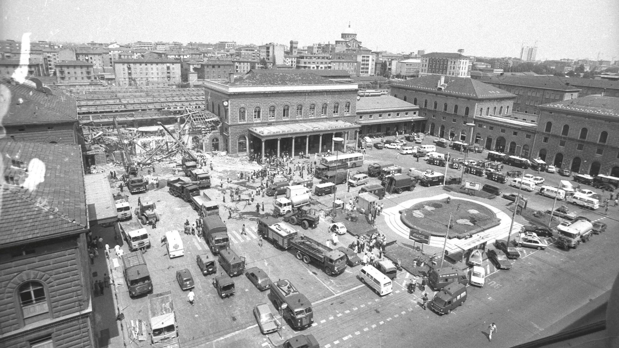 Il materiale esplosivo della strage di Bologna