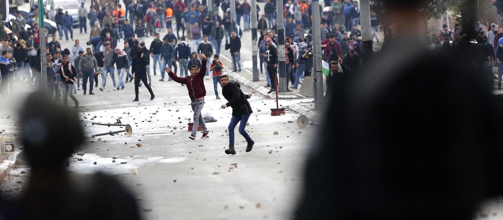 La protesta diffusa dei palestinesi invisibili