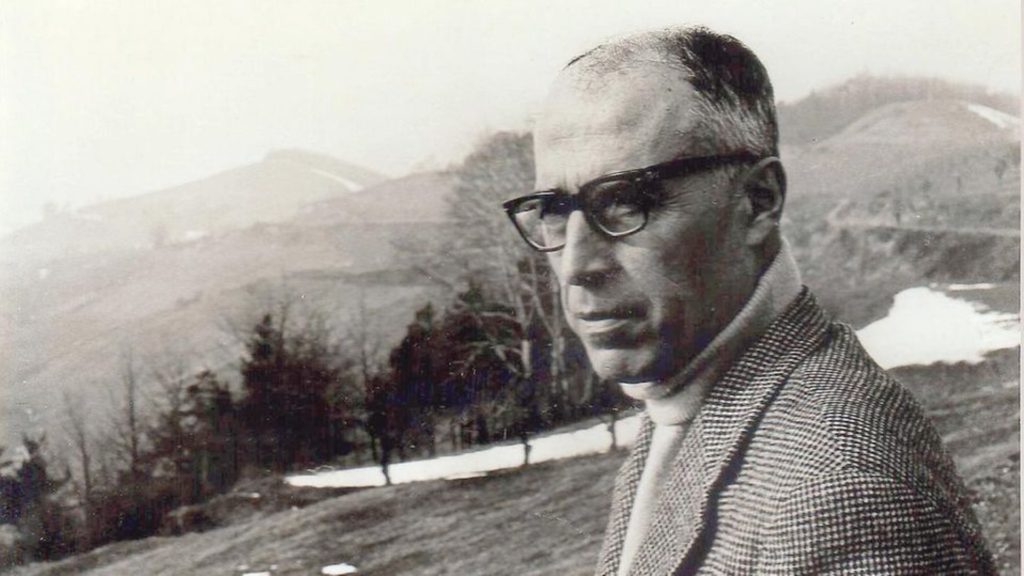 Il partigiano Pietro Chiodi