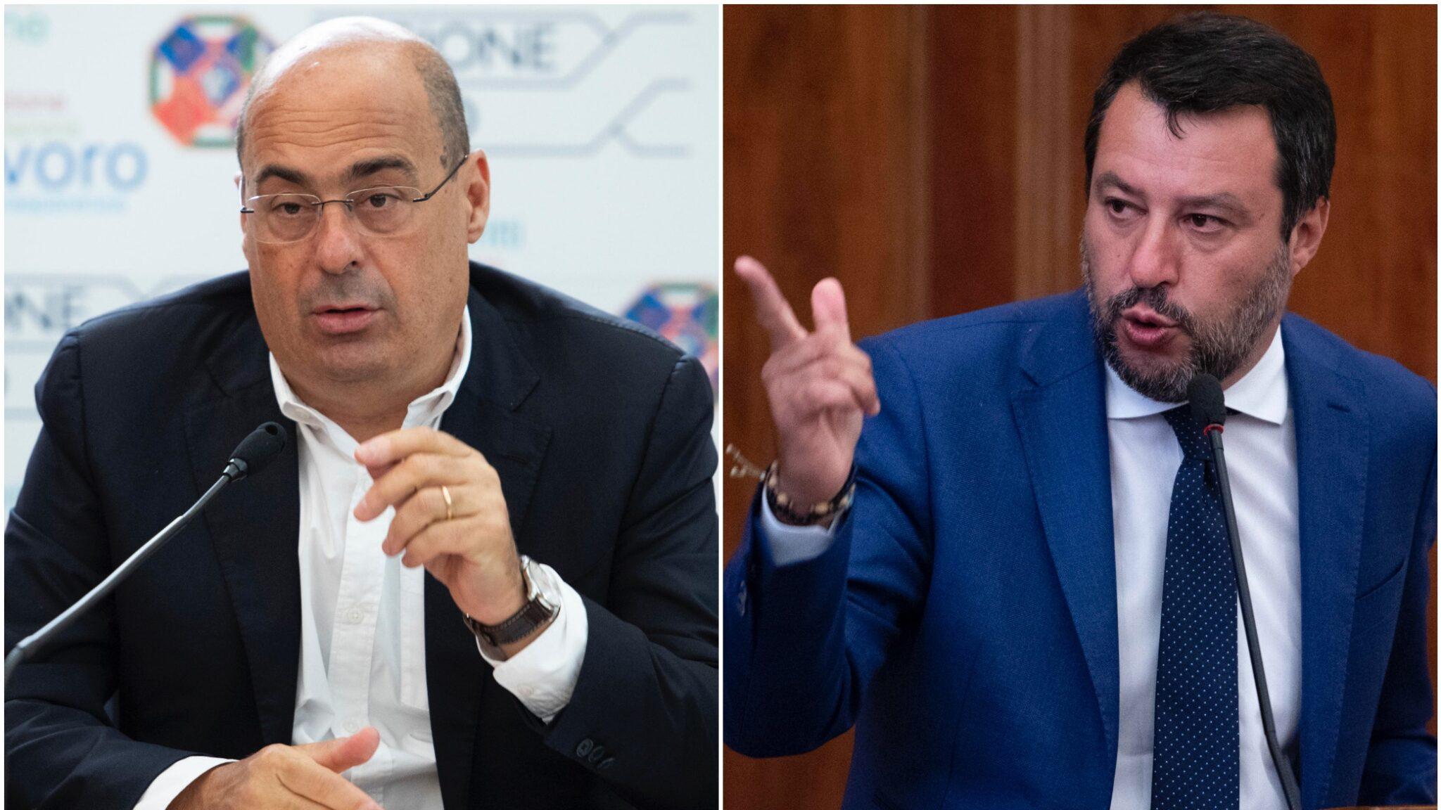 Zingaretti e Salvini rischiano molto al referendum e alle regionali