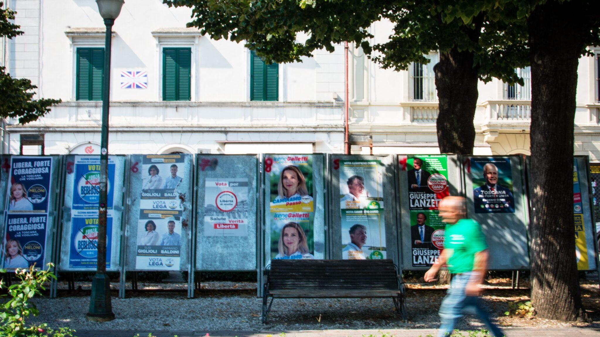 Le ragioni dell'avanzata della destra nelle Marche