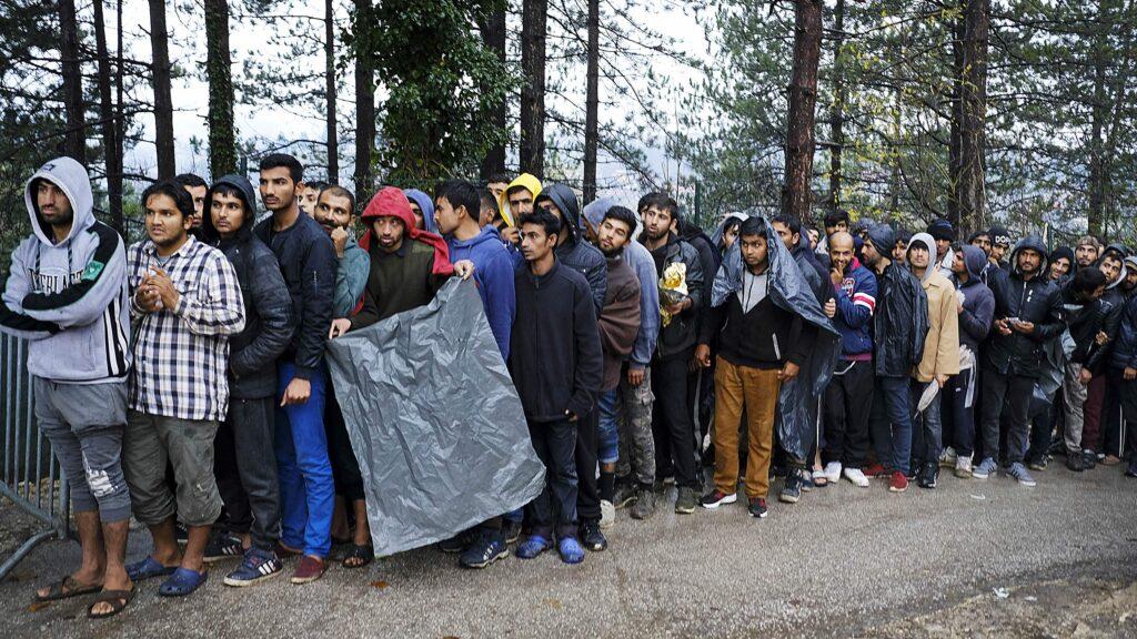 Rotta balcanica: la violenza della polizia croata e la denuncia delle Nazioni Unite
