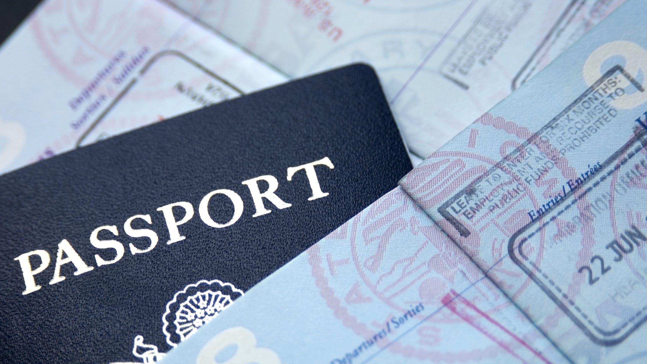Un passaporto dell'Unione europea vale oro