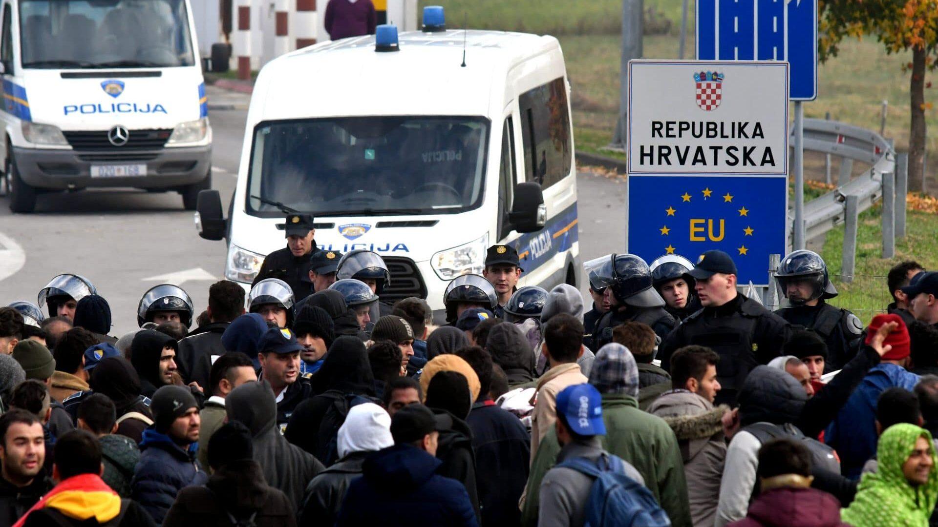 Violenze contro i migranti in Croazia: difensore civico europeo apre inchiesta contro Commissione