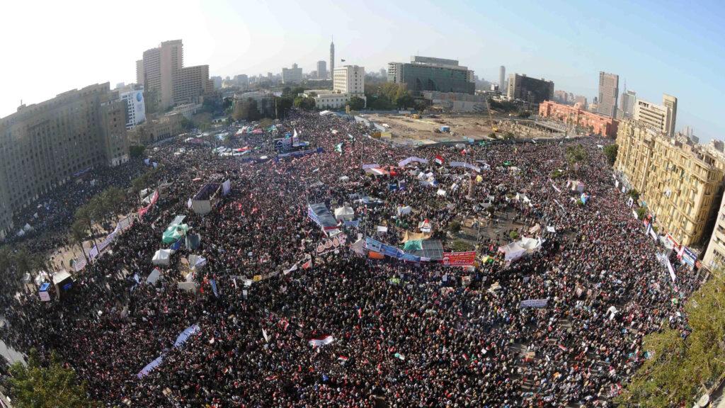 I sogni della primavera araba sono infranti, ma la rabbia è intatta