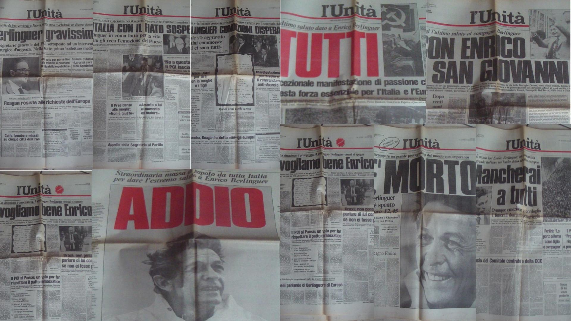 Enrico Berlinguer e il sogno di un comunismo incompiuto