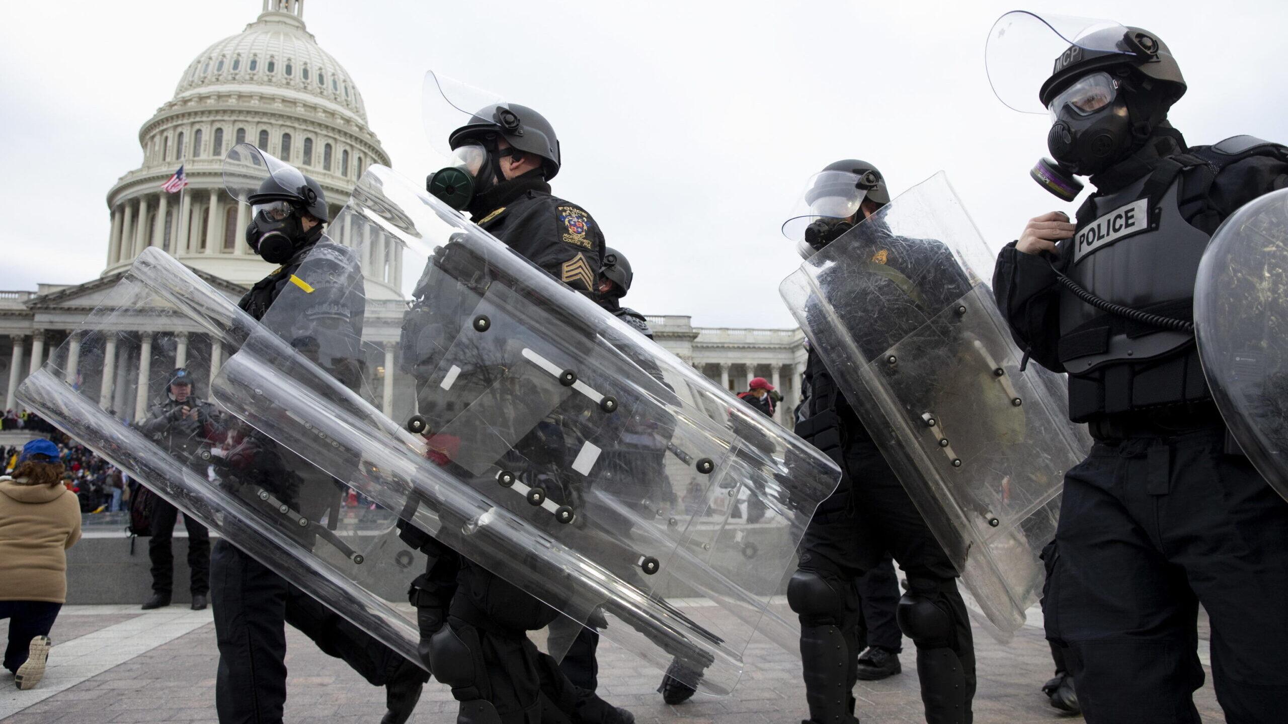 La tempesta su Capitol Hill smaschera gli Stati uniti
