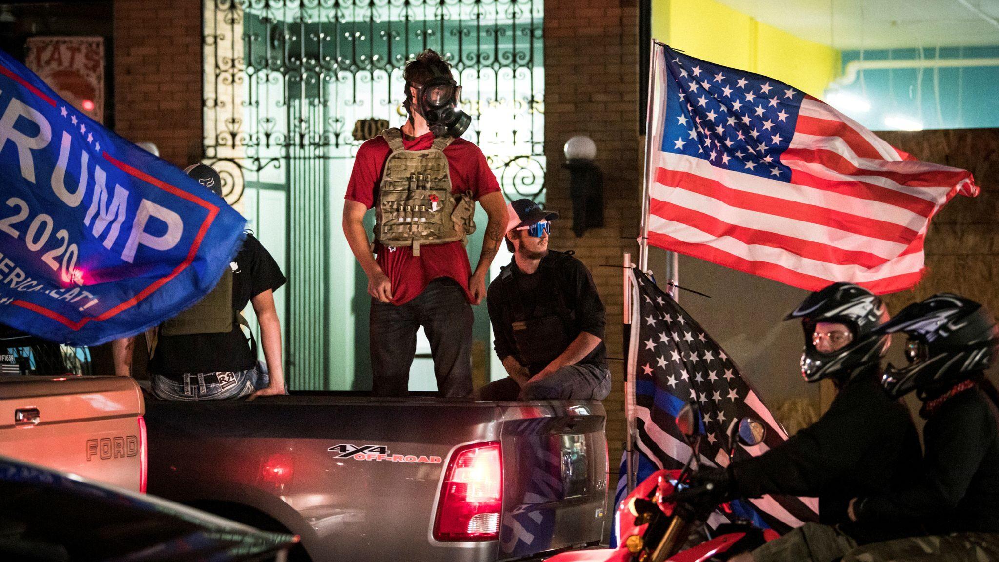 Il primo tempo del fascismo americano