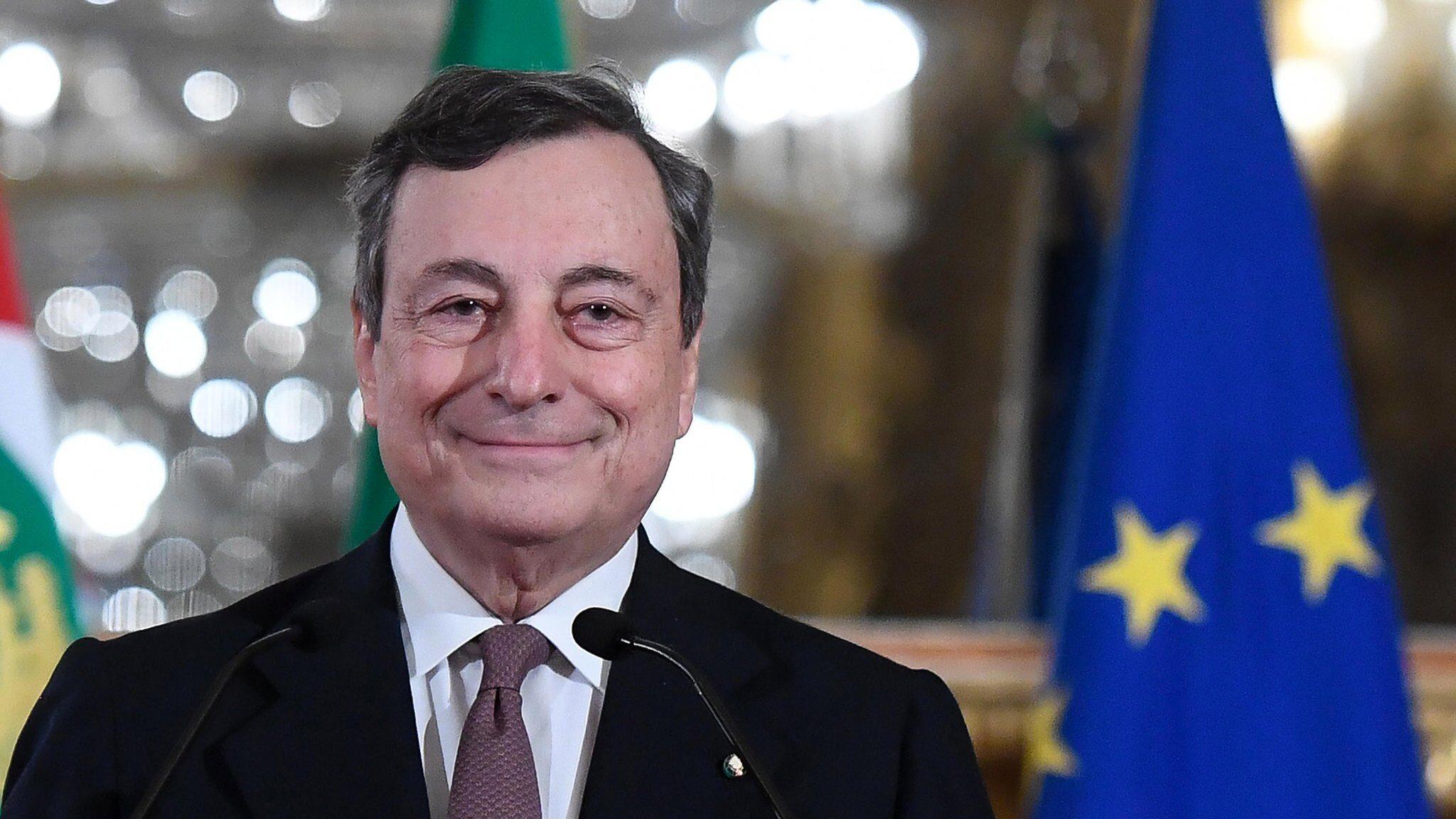 Draghi al volante: il pilota automatico è in riparazione