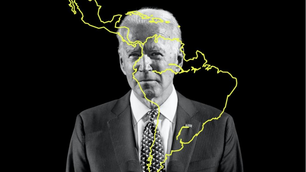 Biden  e l'America Latina