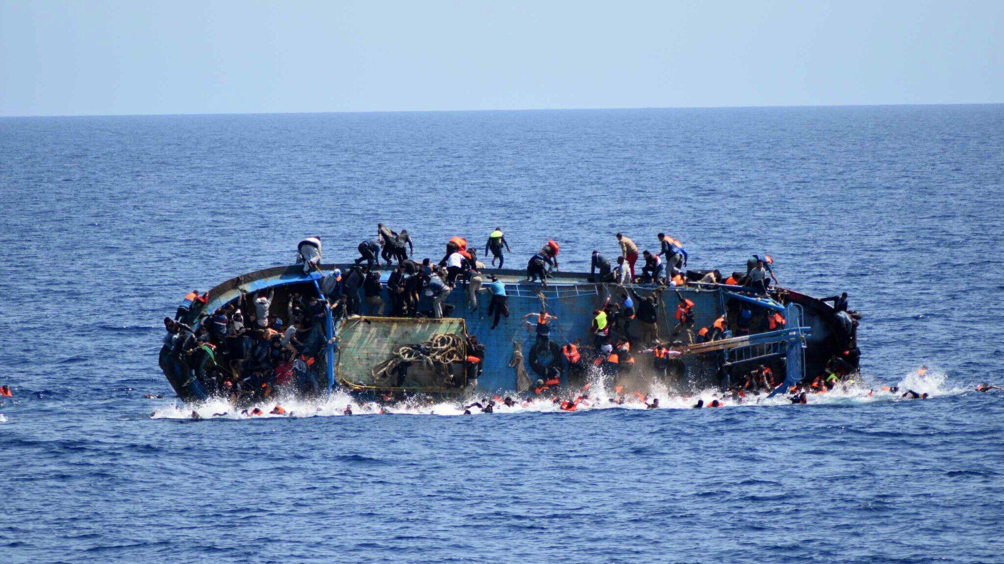 Sfidare la macchina della morte nel Mediterraneo