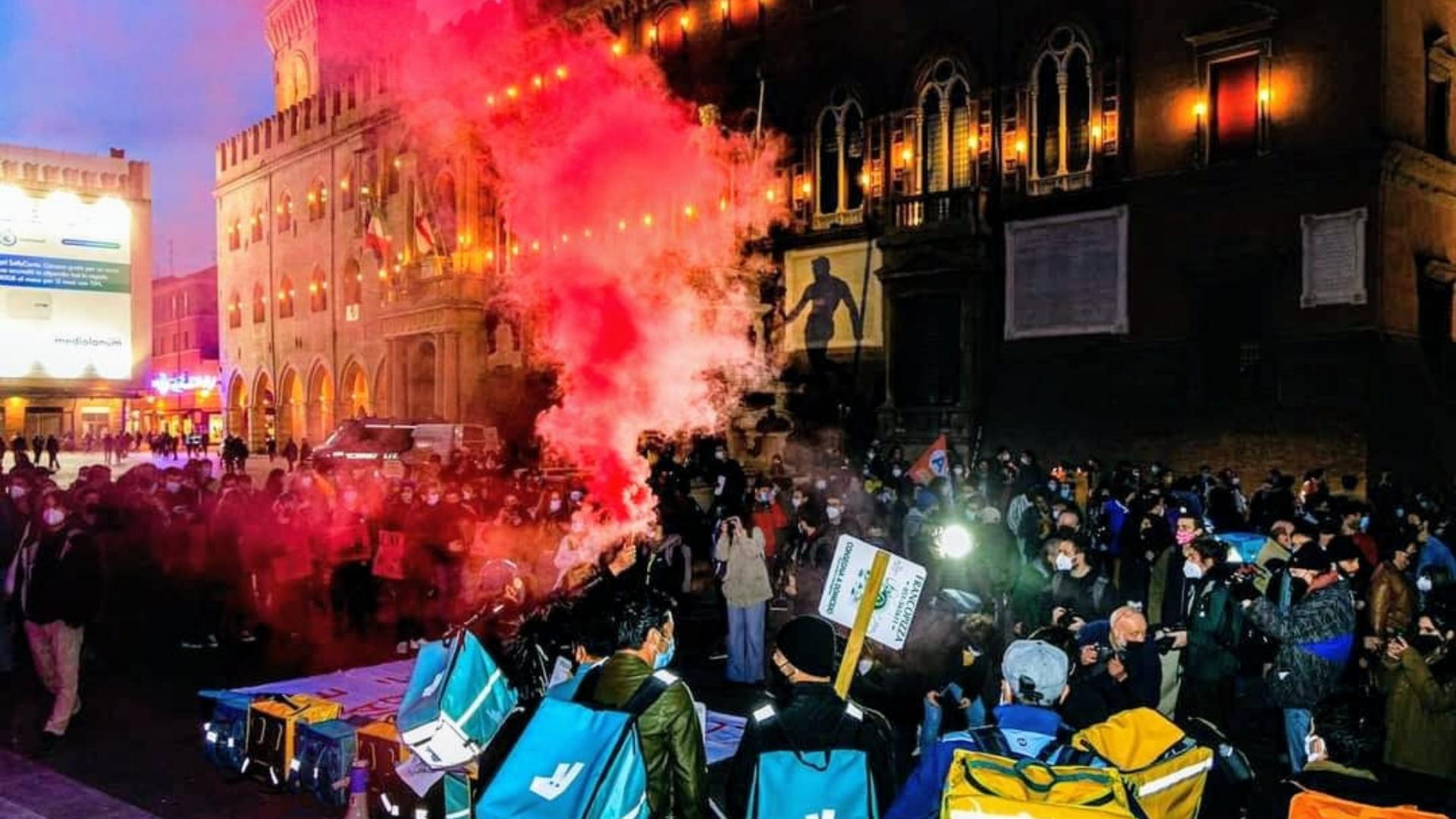 La primavera in Italia porta la convergenza delle lotte