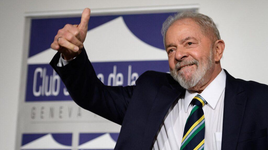 Il ritorno di Lula