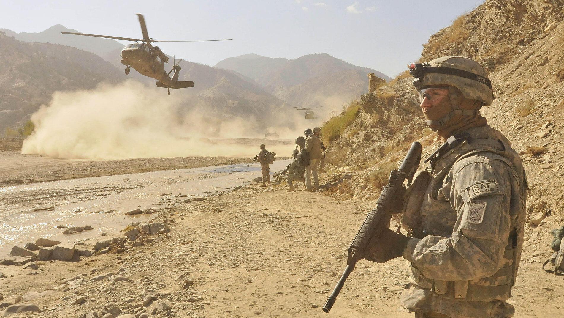 Joe Biden mette fine alla più lunga guerra degli Stati Uniti