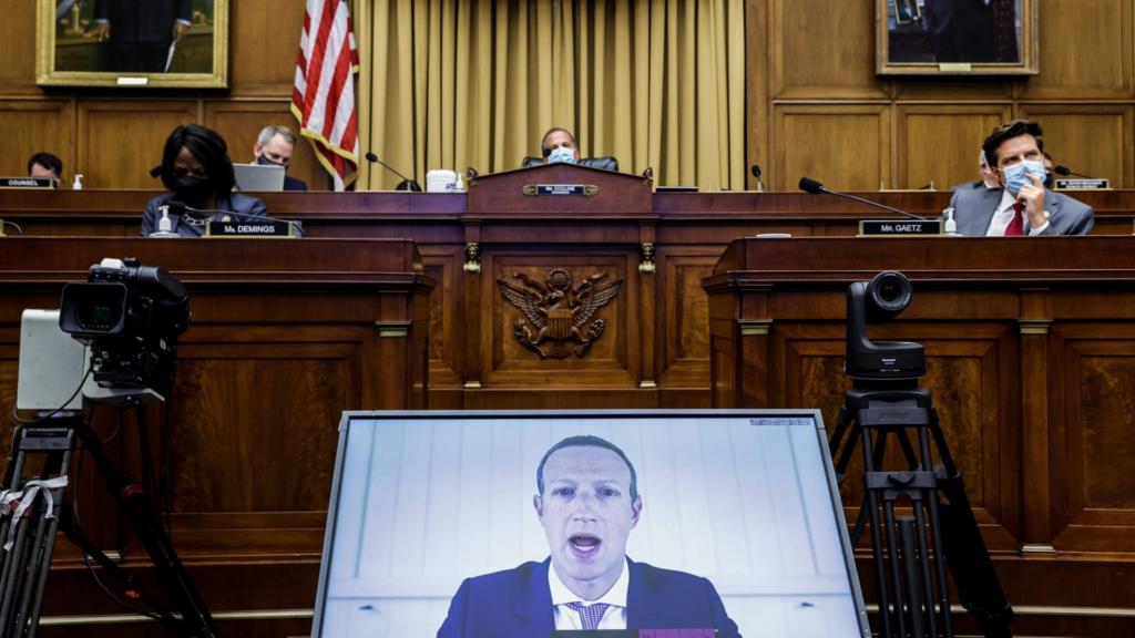 Facebook, Twitter e Google davanti al Congresso Usa (di nuovo)